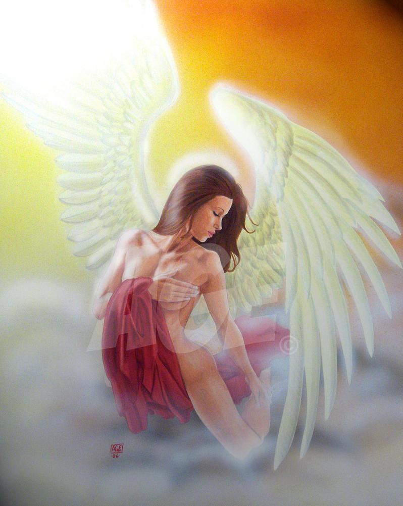 Heavenly Angel by Age-Velez