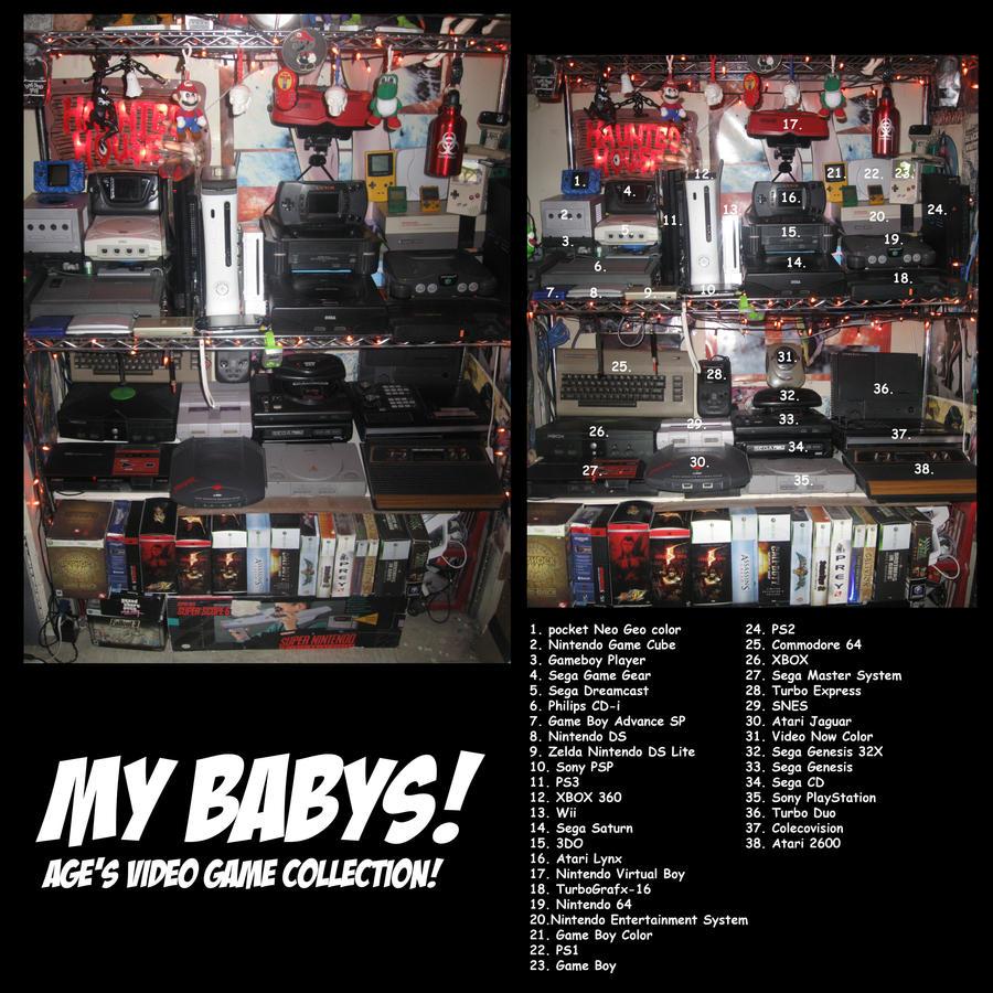 My Babys by Age-Velez