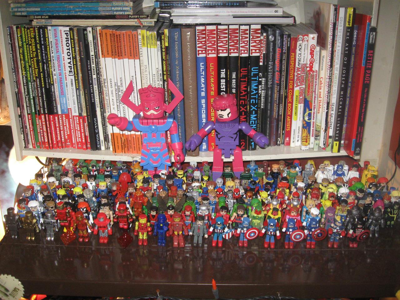 Marvel Minimate Madness by Age-Velez
