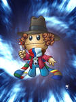 Dr. Who sackboy