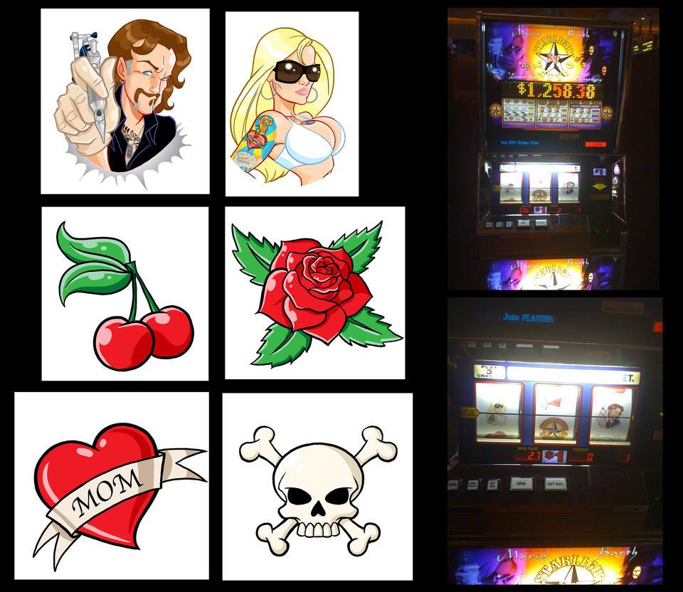 Starlight Tattoo Slot art by Age-Velez