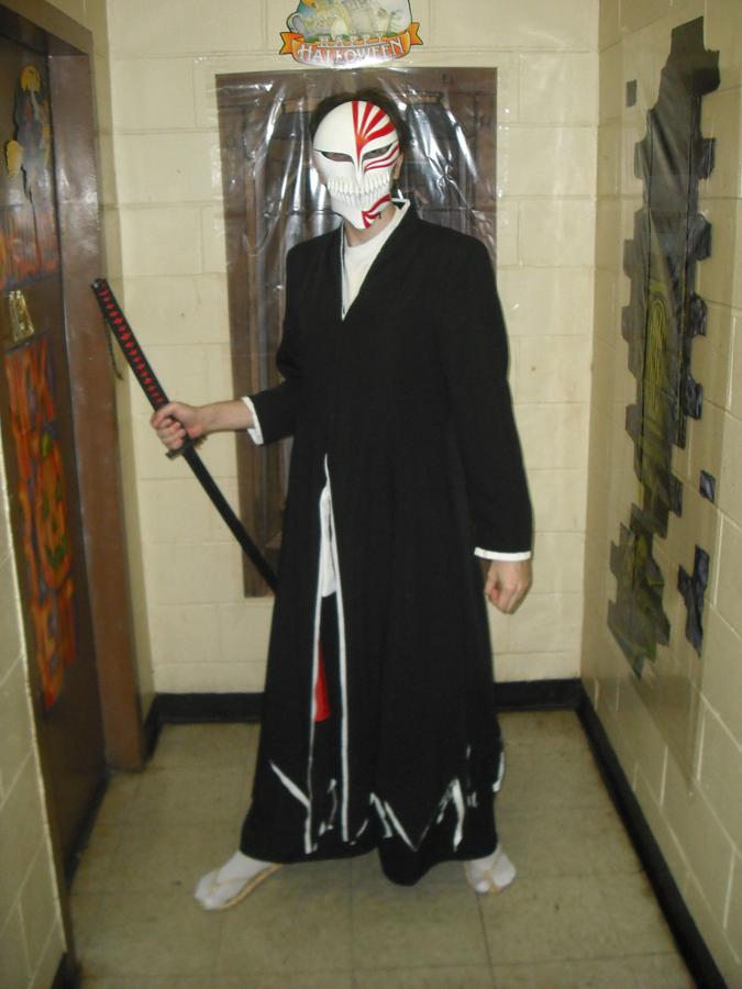 Halloween costume '09 - 2 by Age-Velez