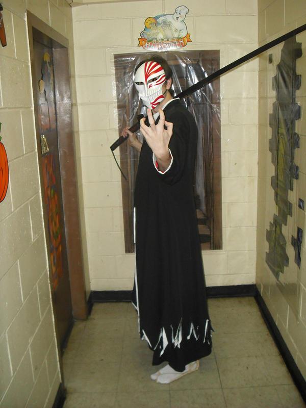 Halloween costume '09 - 3 by Age-Velez