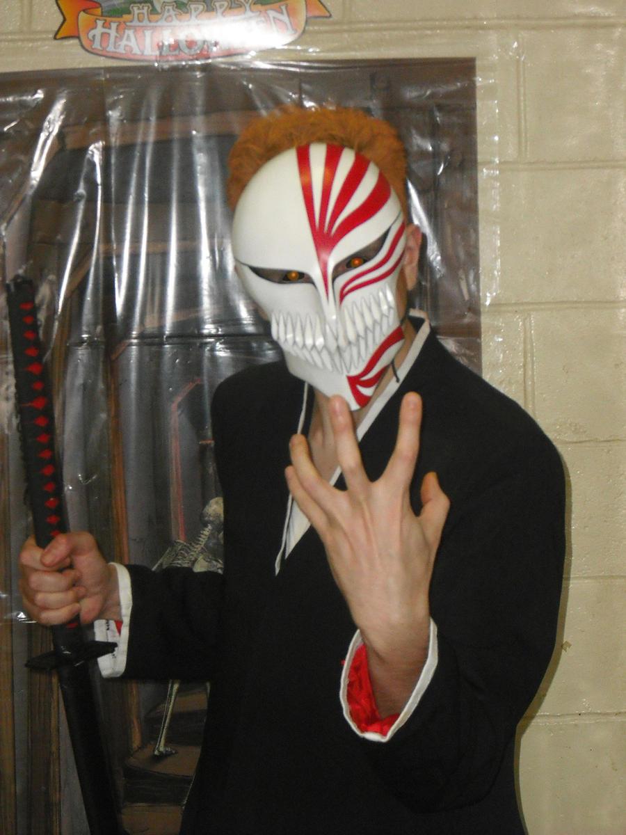 Halloween costume '09 - 5 by Age-Velez