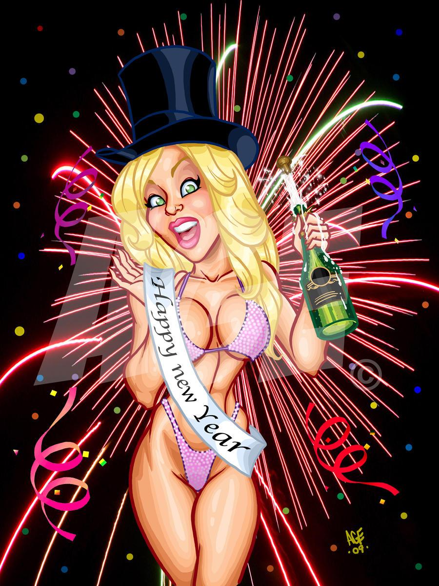 New Year's Cheer by Age-Velez