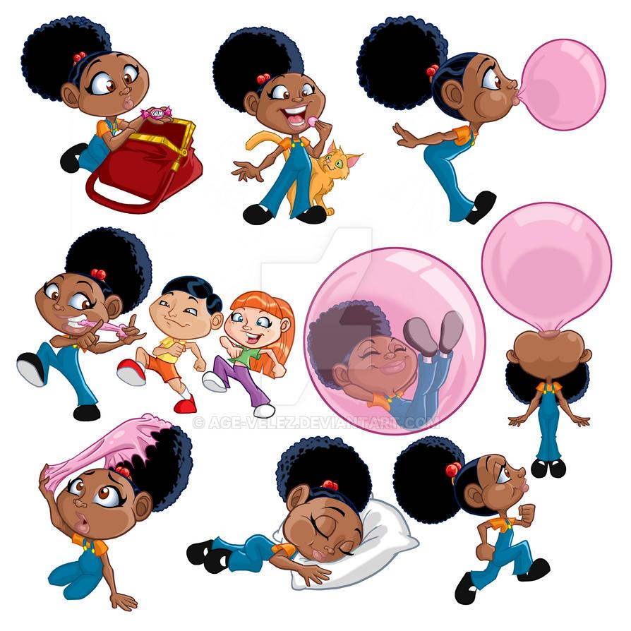 Bubble Gum Project by Age-Velez