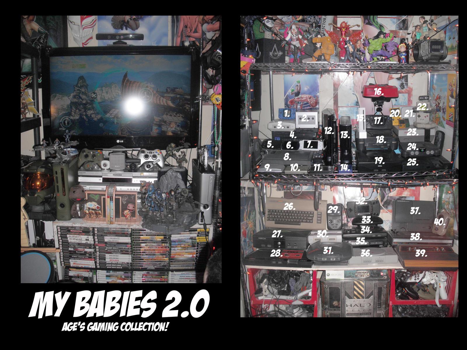 My Babies 2.0 by Age-Velez