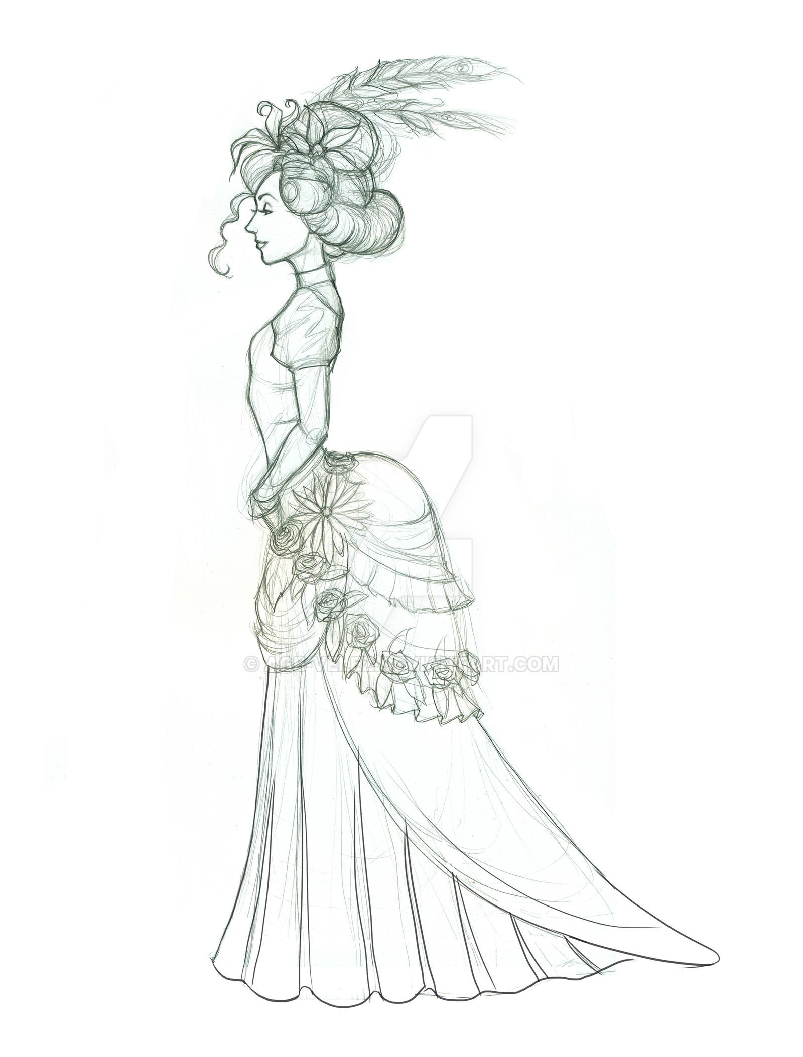 Elizaveta WIP by Age-Velez