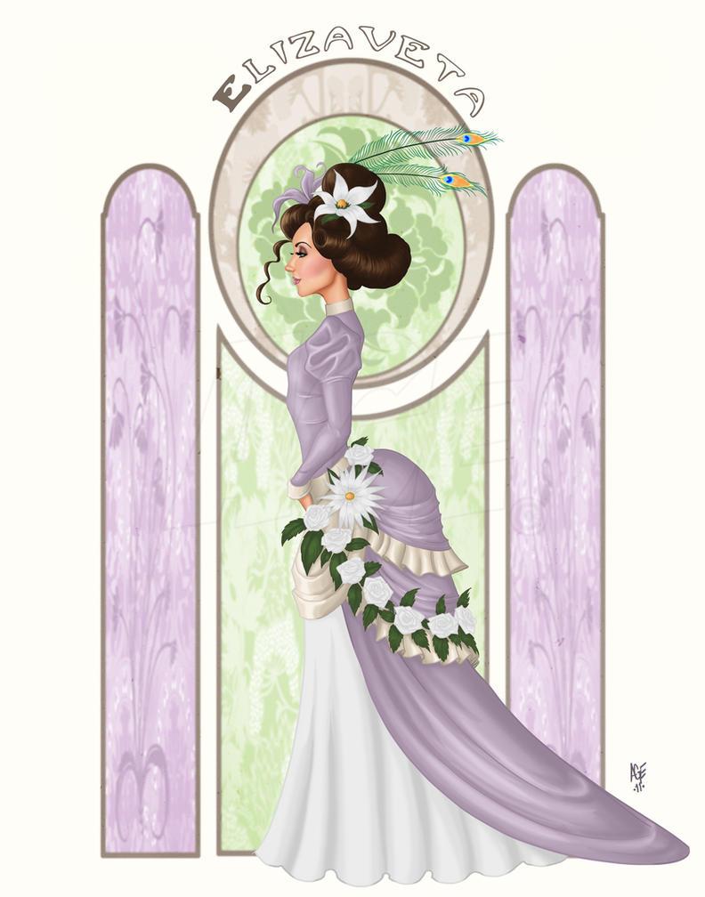 Elizaveta by Age-Velez