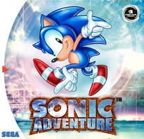 Sonic Adventure Retro by Age-Velez