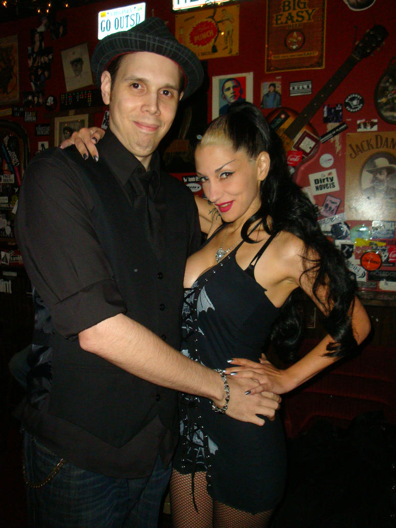 Me and Sanaz by Age-Velez