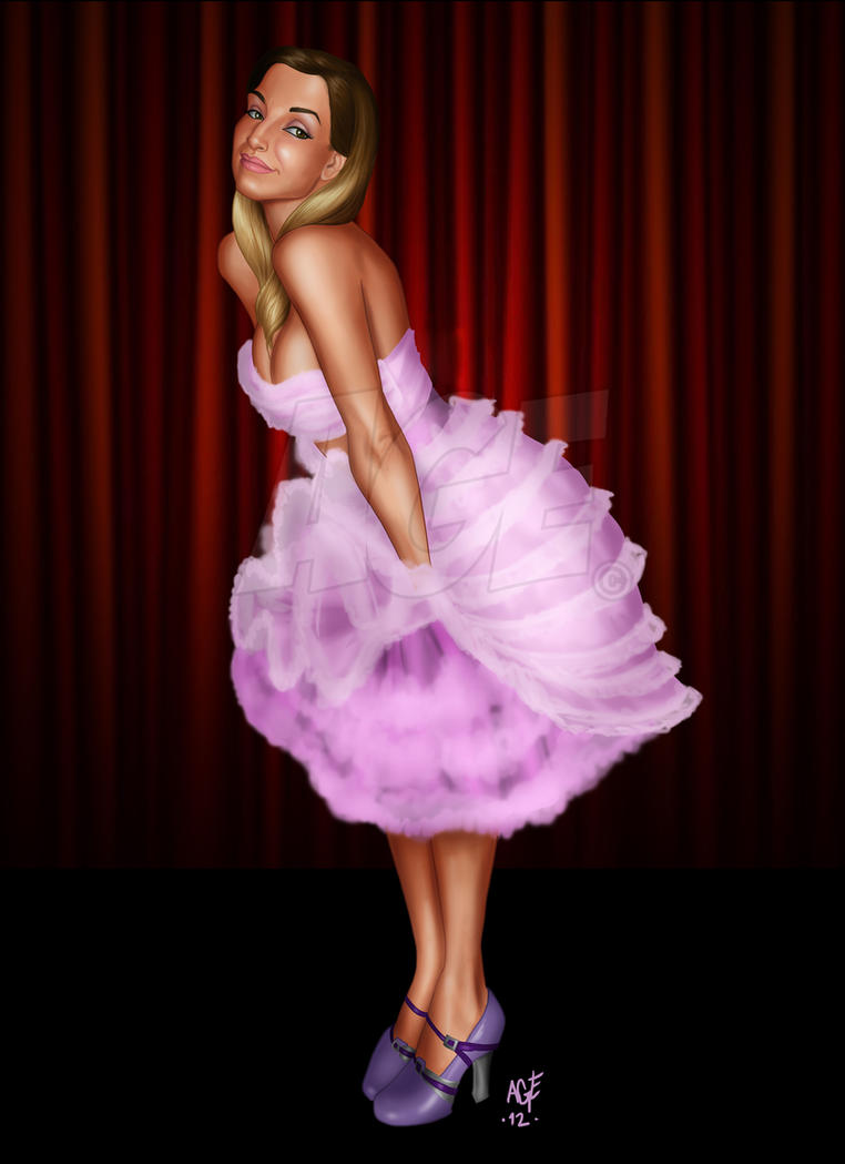 Princess Fefe by Age-Velez