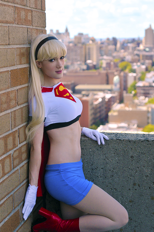Supergirl animated shoot 4 by Age-Velez