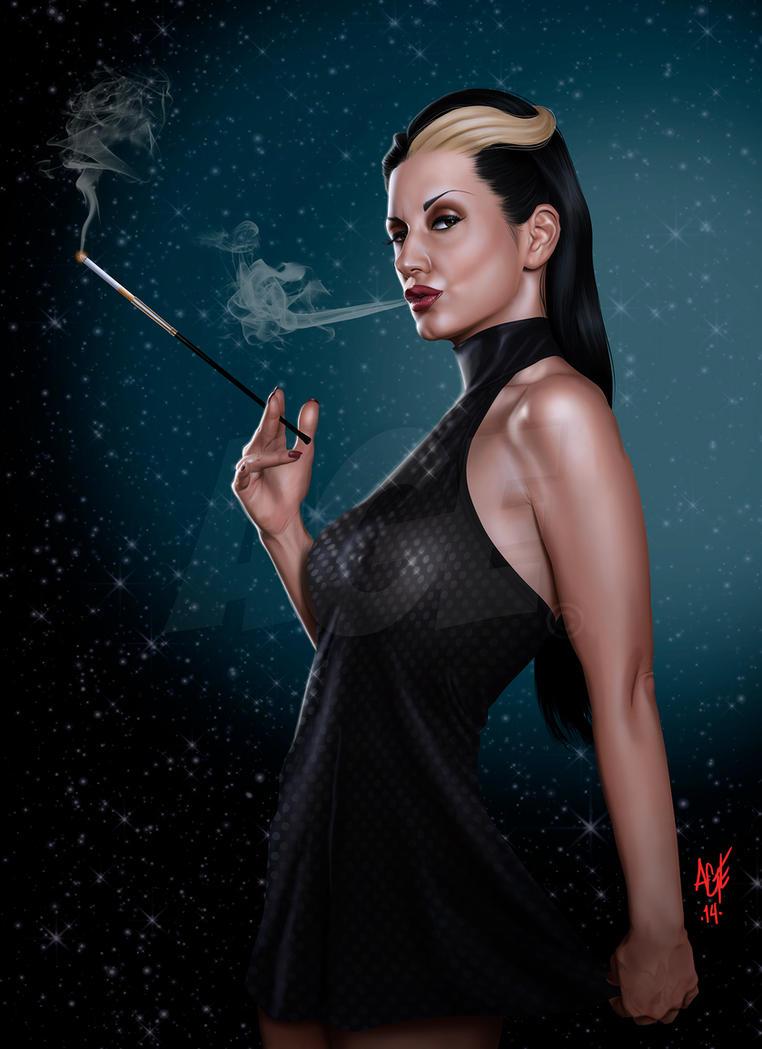 Smoking by Age-Velez
