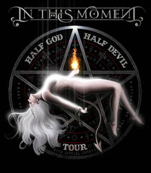 In This Moment Tour Poster