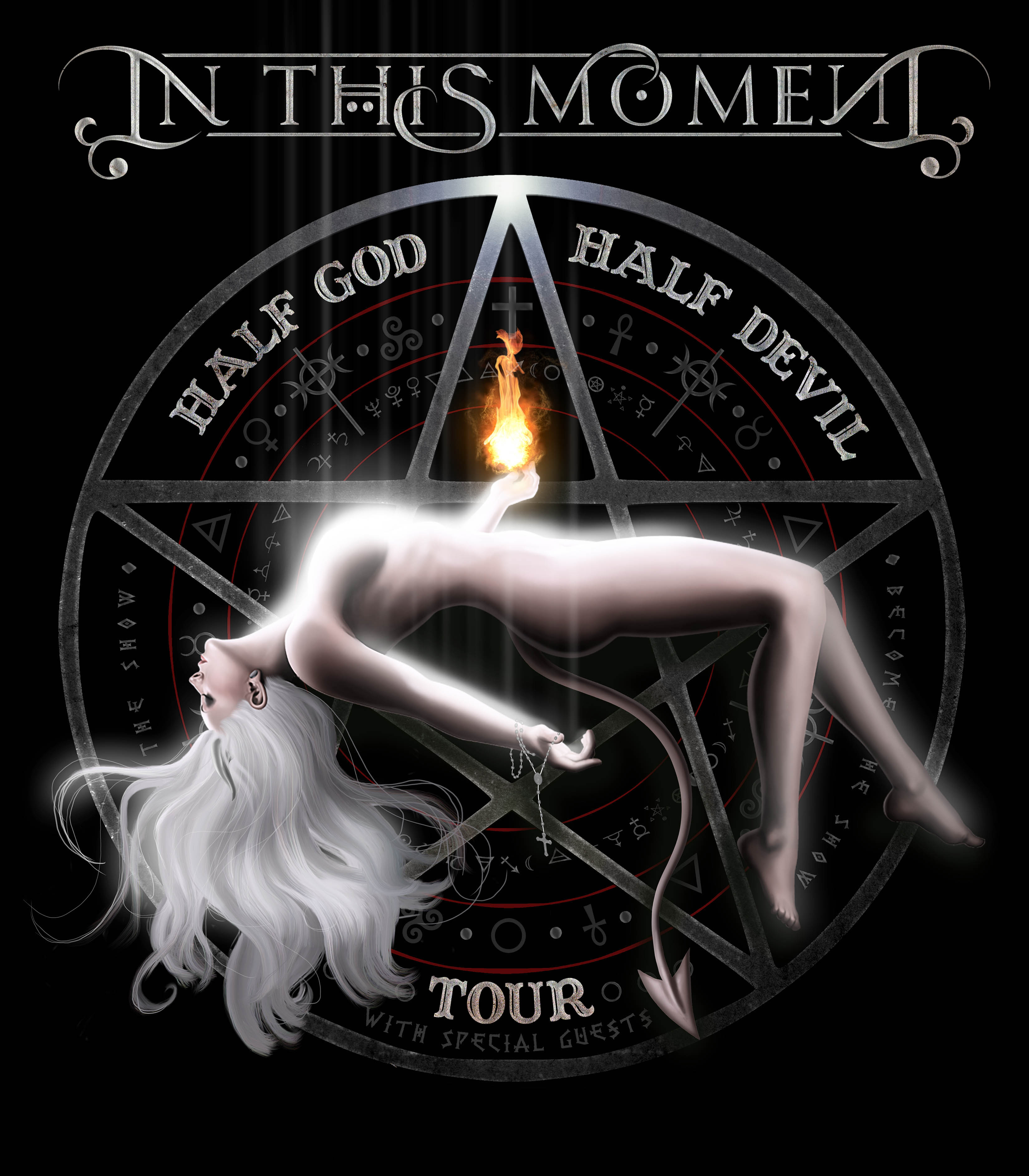 In This Moment Tour Poster by Age-Velez