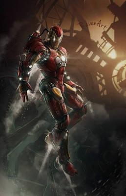 Cyber Iron-Man