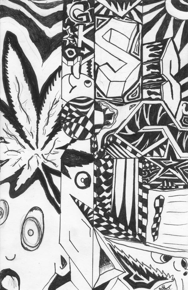 Image Result For Psychedelic Coloring Pages