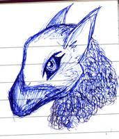 Griffin by crazytooner