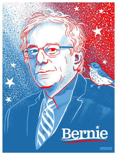 Bernie by CAMartin