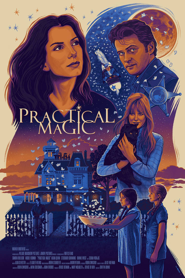 PRACTICAL MAGIC by CAMartin