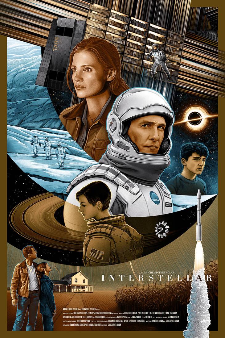 Interstellar by CAMartin