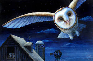 Night Prowl by CAMartin