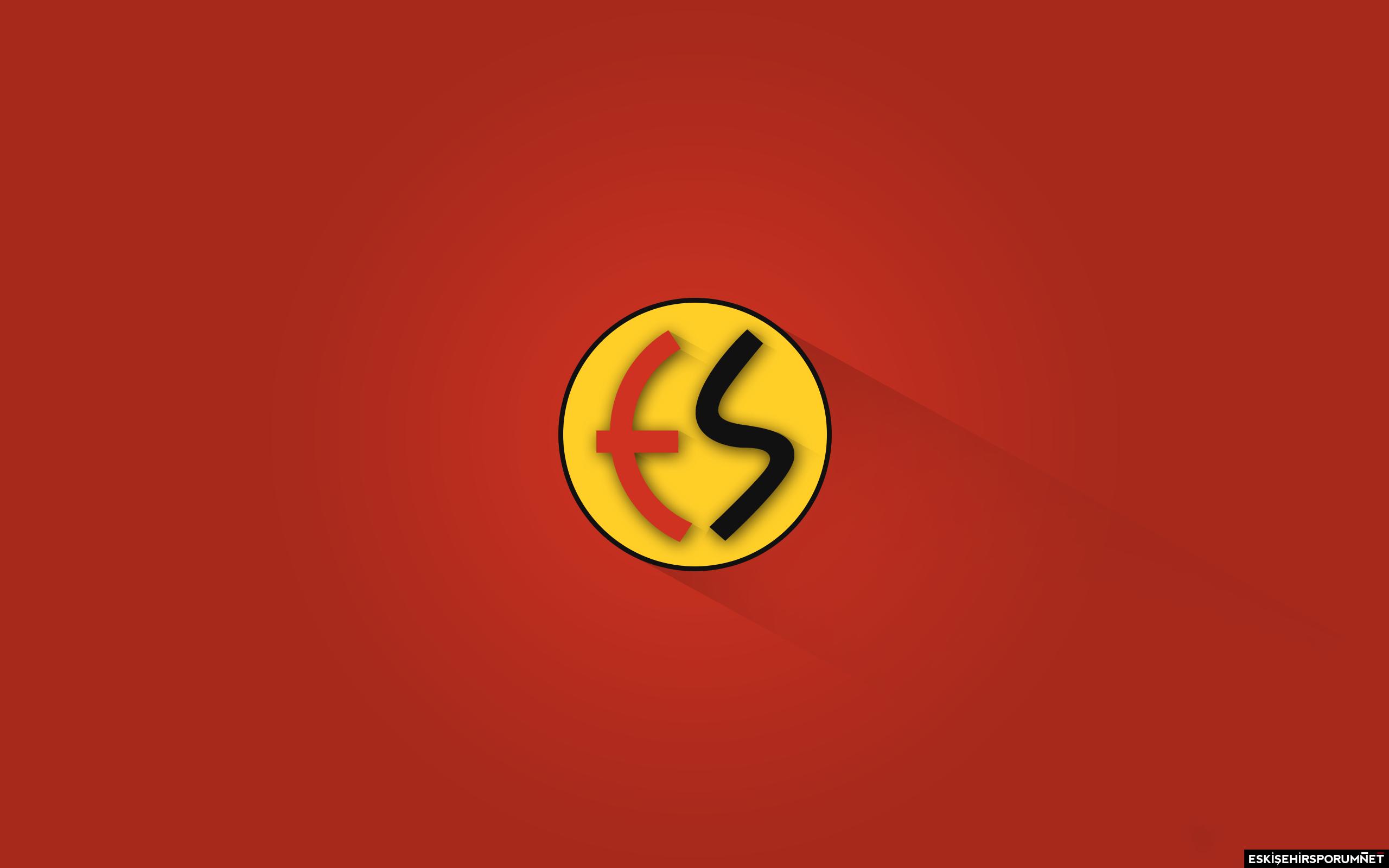 Eskisehirspor minimalist logo by eskshrsprmnet on deviantart for Minimal art logo