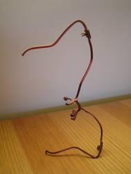 Eyeglass Frame Sculpture 5b