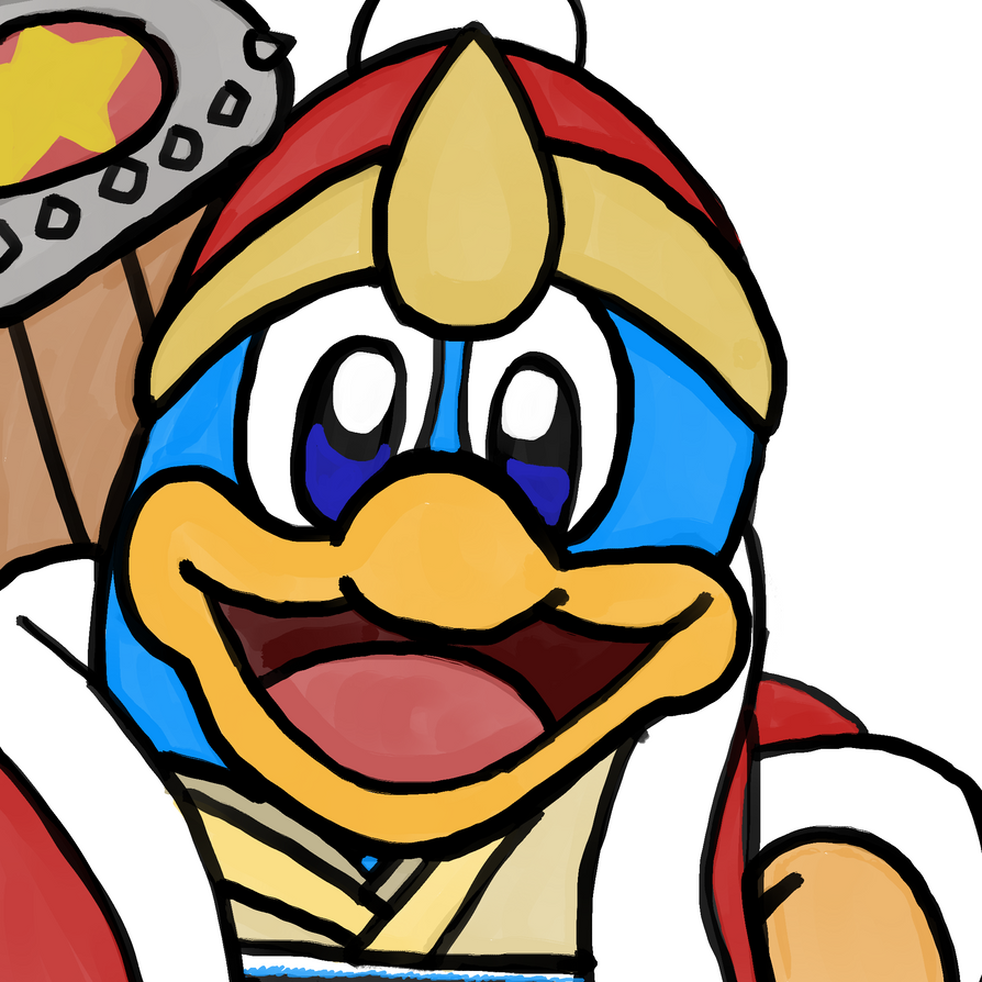 King Dedede's Theme by WhiteRose1994