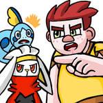 Raboot, Sobble and Nurf