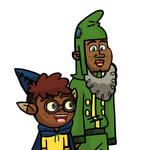 Nerris and Leonard