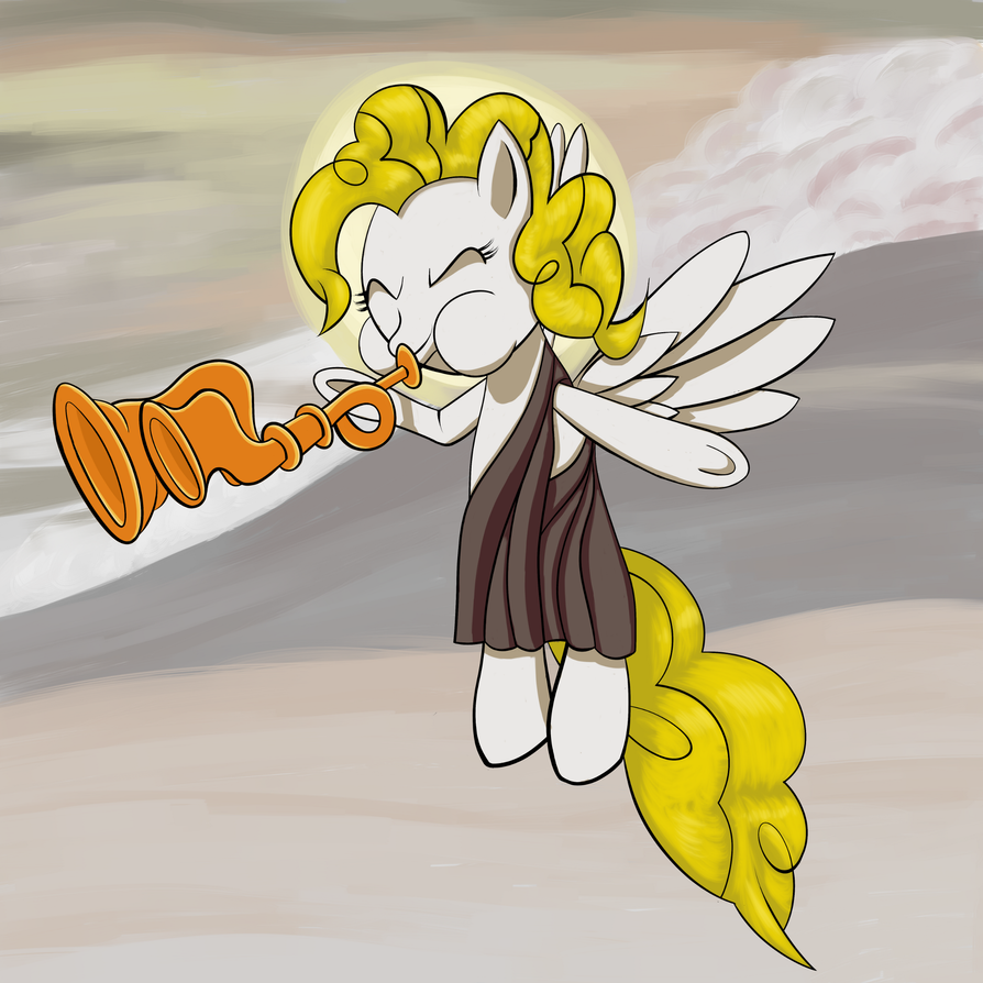 ATG 79 - A Festive Pony by Drakmire