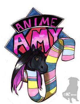Anime Amy