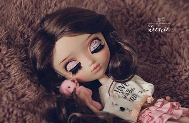 Leonie by Mikiyochii