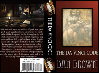 -Classwork- Da Vinci Code by WildBlackWolf