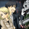 FMA: No by WildBlackWolf