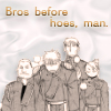 -FMA- Bros by WildBlackWolf