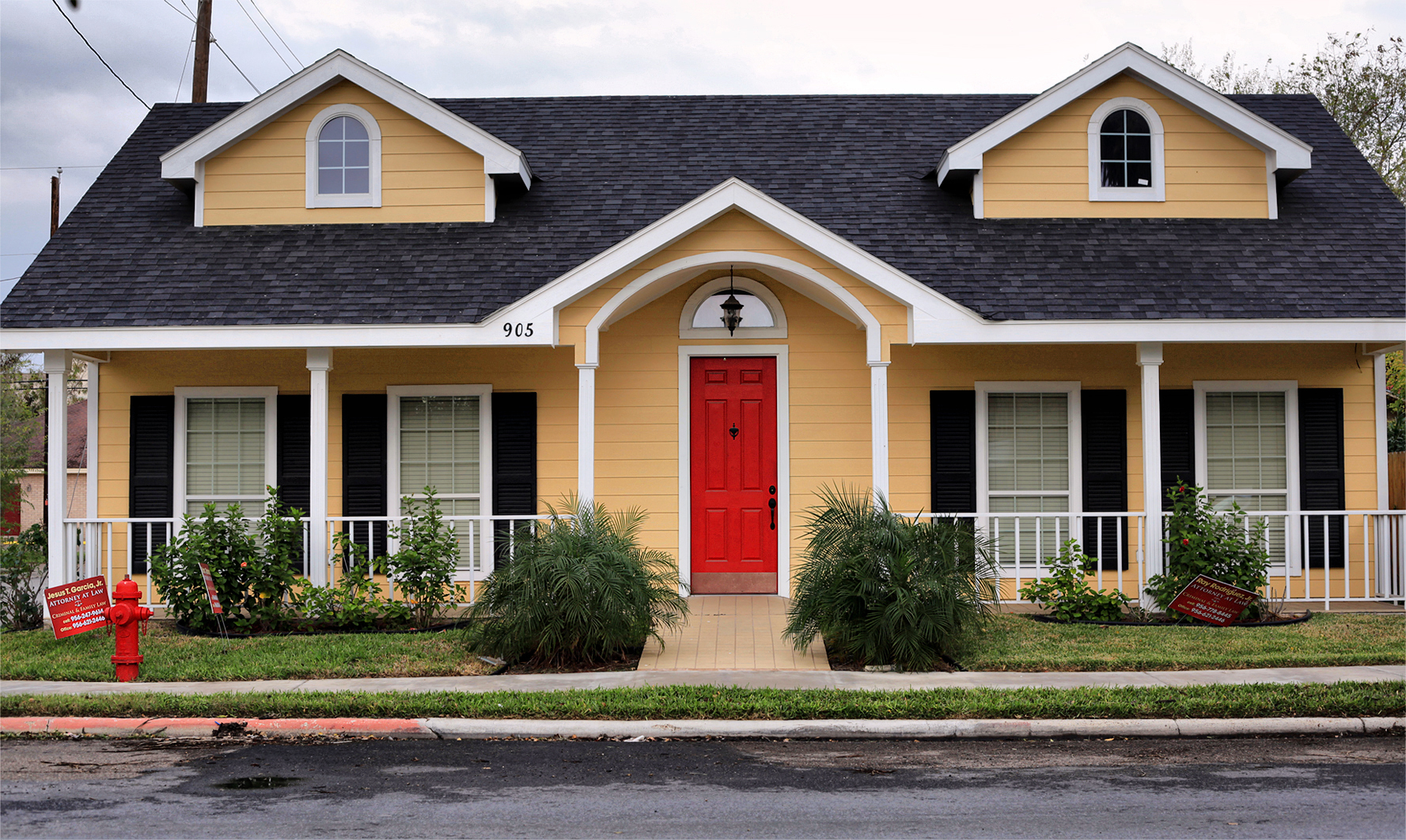 Red Door House By DesaturatedDream Red Door House By DesaturatedDream