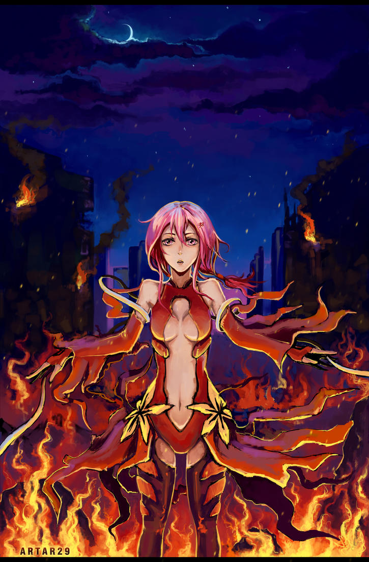 Inori [Guilty Crown] 2 by Artar29