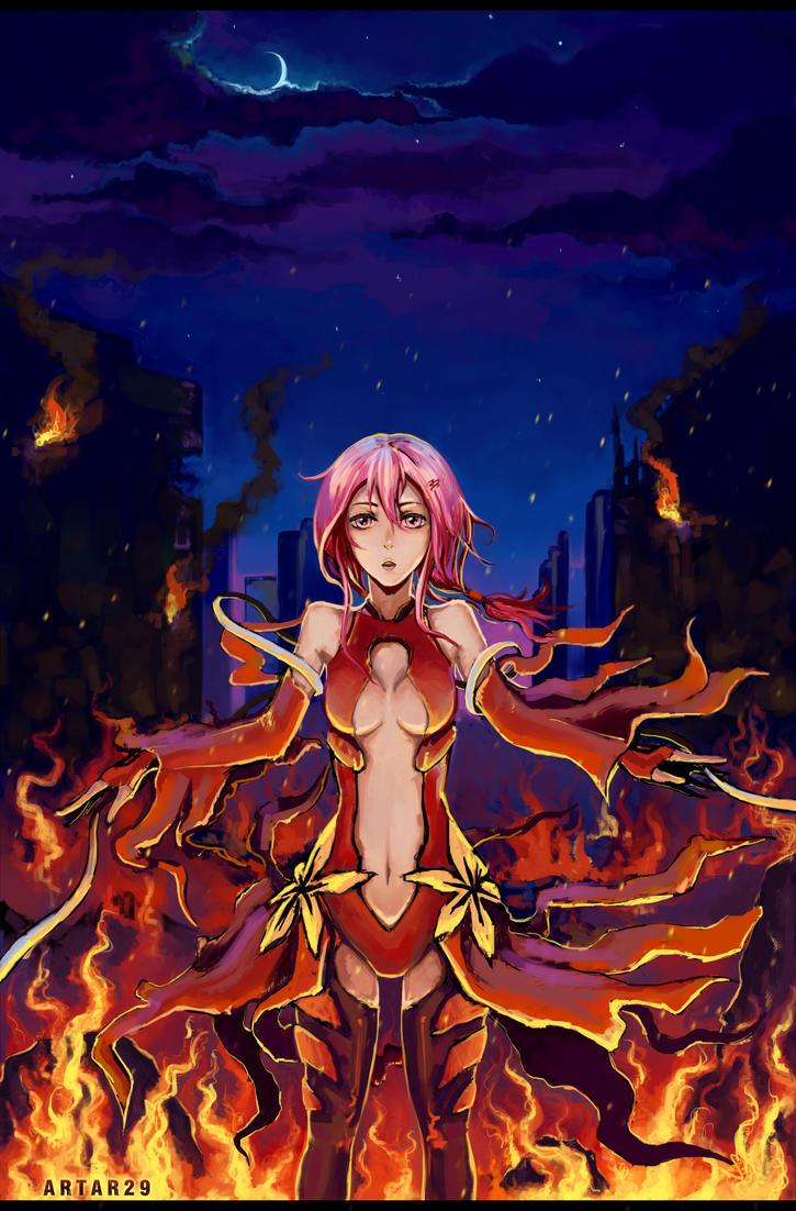 Inori [Guilty Crown] 2 by Artar29