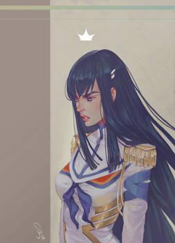 Satsuki .The queen.