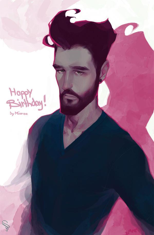 Happy Birthday by mior3e