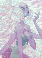 Opal by mioree-art