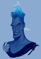 Hades by mioree-art