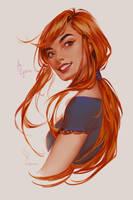 Cyarin by mioree-art