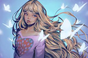 Jess by mioree-art
