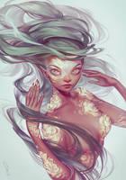 Petal by mioree-art