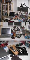 Workspace by pinaypenciler