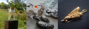 Jewellery inspired by Sherlock